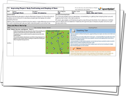 Soccer Lesson Plan: Two sessions to get your players attacking more fluidly
