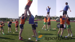 Reaction Lifts | Lineout