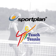 Sportplan team up with Teach Tennis International