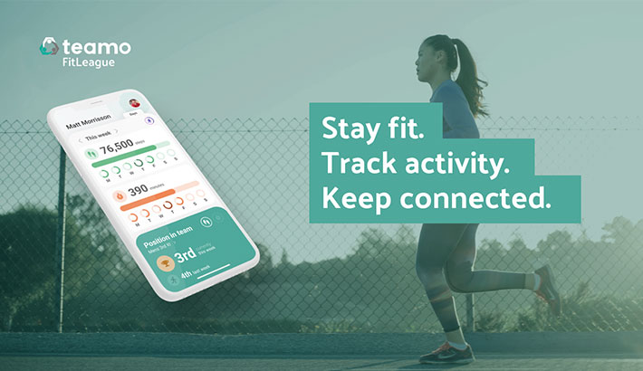 FitLeague: Track Activity & Top the Leaderboard