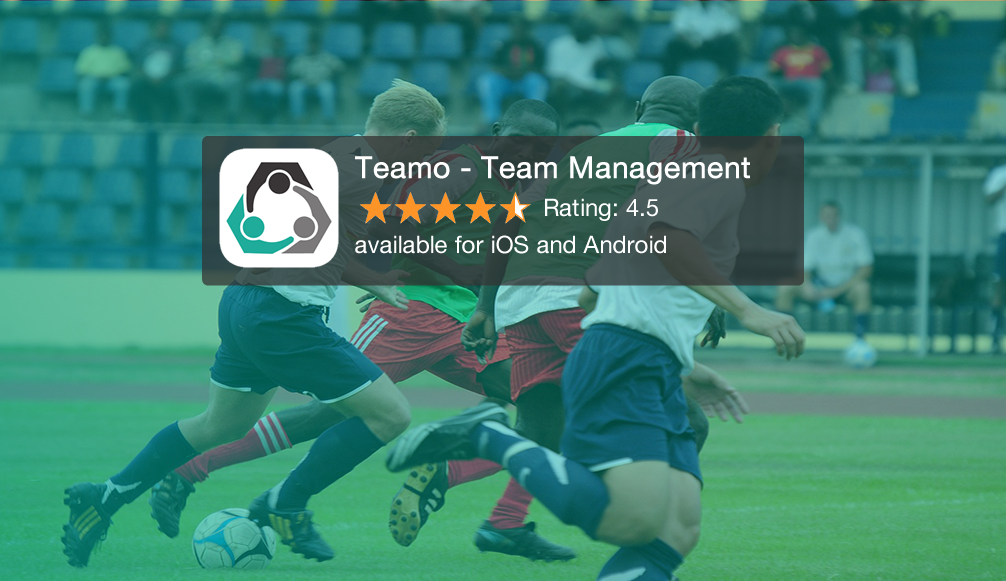 The App for Everyone - From Teams of 5 to Clubs of 2000 members