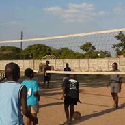 Sportplan in Zimbabwe!