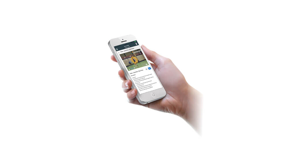 Handball Coaching Mobile App