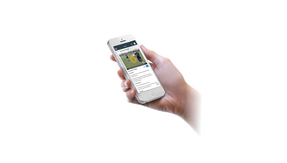 Rugby League Coaching Mobile App
