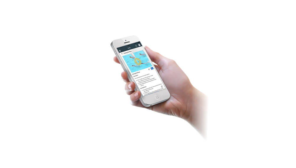 Swimming Coaching Mobile App