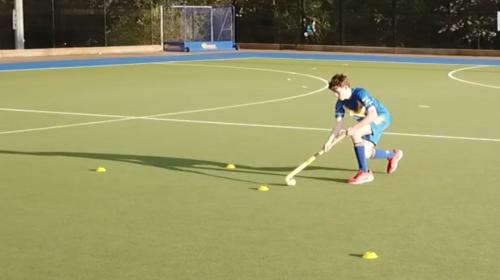 V Drag Field Hockey Drills Videos And Coaching Plans Sportplan