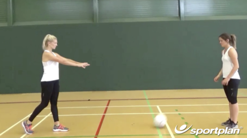 badminton Netball Drills, Videos and Coaching Plans ...