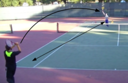 Hidden doubles weapon | Doubles Drills