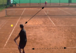 2 and 1 | Backhand Drills