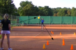 Air depth variation | Forehand Drills