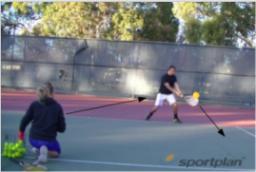 Ready backhand | Backhand Drills