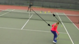 Always in the same spot | Forehand Drills
