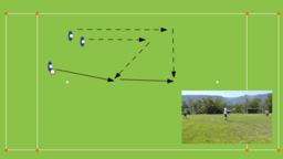 Linking V Cuts Forehand | Offence