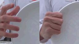 Backhand Grip | Throwing Skills