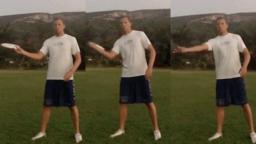 Forehand Throw | Throwing Skills