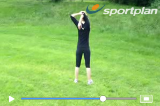 Triceps stretchDynamic StretchingAgility Drills Coaching