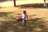 Hurdle StretchDynamic StretchingAgility Drills Coaching
