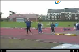 Fixed Feet Throw From Moving StartJavelinAthletics Drills Coaching