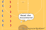 Box-OutDefenseBasketball Drills Coaching
