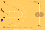Close-Out Sprint DrillFitnessBasketball Drills Coaching