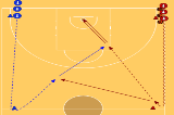 Pass and Lay-Up Drill Drill Thumbnail