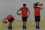 Head Waist LegsBasic Ball HandlingBasketball Drills Coaching