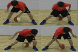 Spider DribbleAdvanced Ball HandlingBasketball Drills Coaching