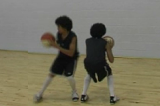 Wall Pass with footwork reverse pivotFootwork and MovementBasketball Drills Coaching