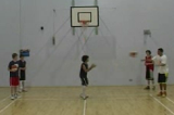 3 Man Passing Drill 2 BasketballsPassingBasketball Drills Coaching