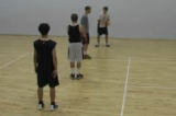 Dribble Weave GameDribblingBasketball Drills Coaching