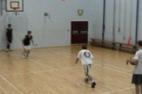 1v1 From the half courtShootingBasketball Drills Coaching