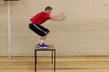 Box Jump/ Depth JumpFitnessBasketball Drills Coaching
