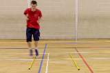 Side to Side Jumps- Foot SpeedFitnessBasketball Drills Coaching
