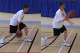 Skill Pass and Dribble - Part 2IndividualBasketball Drills Coaching