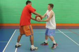 Grip Strength and Toughness Drill1 v 1Basketball Drills Coaching