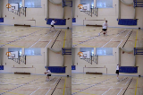 Ghost play at the end of a sessionShootingBasketball Drills Coaching