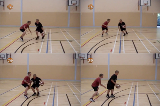 Defensive shadowingDefenseBasketball Drills Coaching
