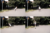 Offensive rebounding – roll off the keyReboundBasketball Drills Coaching