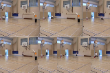Simulate breakdown play being the furthermost defender.DefenseBasketball Drills Coaching