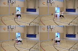 Defensive open up drillFitnessBasketball Drills Coaching