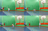 Drop Step Baseline Progression 2Footwork and MovementBasketball Drills Coaching