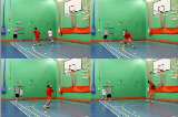 Drop Step Baseline Progression 4Footwork and MovementBasketball Drills Coaching