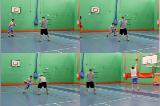 Ball Screen vs Hedging Defense Drill Thumbnail