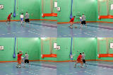 Ball Screen vs Defender going underShootingBasketball Drills Coaching