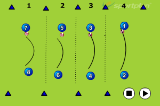 Throw and catch up and down Drill Thumbnail