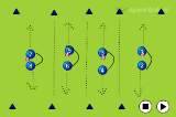 Throw Catch and Step Drill Thumbnail