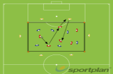 Keeping PossessionPossessionSoccer Drills Coaching