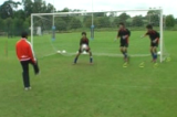 Jump and CatchGoalkeepingSoccer Drills Coaching