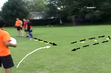 Speed SidestepsGoalkeepingFootball Drills Coaching