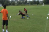 Reactions TestGoalkeepingFootball Drills Coaching